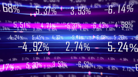 Economy Number 2 1 HD stock footage