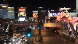 Las Vegas 3 Strip Time-Lapse Footage