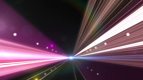 Light Streak Highway F 1 Bb 4 4k Animation