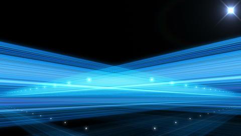 Light Streak Highway F 2 Bb 4 4k stock footage