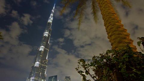 Burj Khalifa Footage