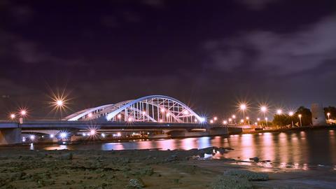 Al Maqtaa Bridge Footage