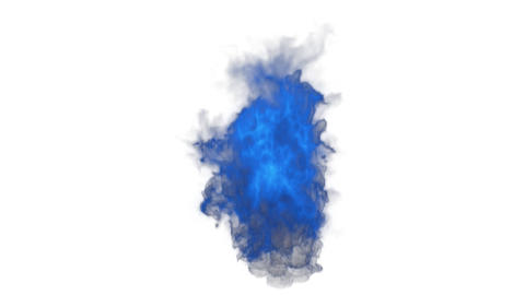 Blue Fire Animation