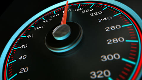 speedometer accelerate pan 2 Animation