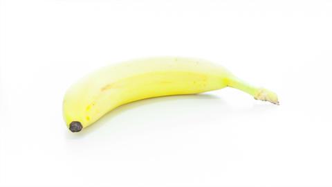 Raw banana Stock Video Footage