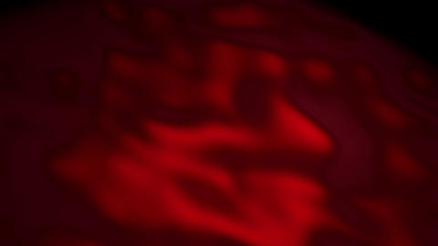 Red Velvet Waves. (loop-ready File) stock footage
