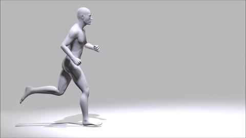 Running Man Animation