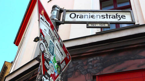 Oranienstrasse Footage