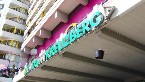 Zentrum Kreuzberg Footage