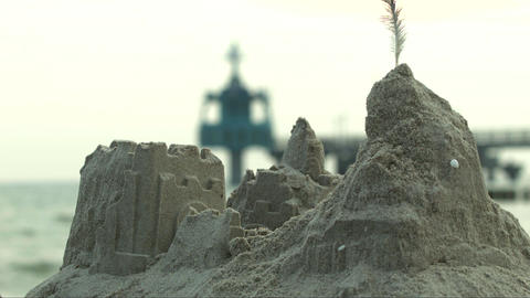 sandcastle Footage