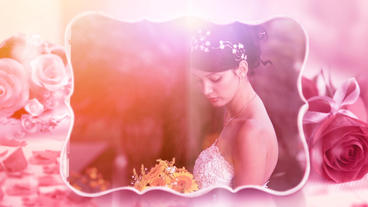WEDDING LOVE STORY Extended After Effects Template