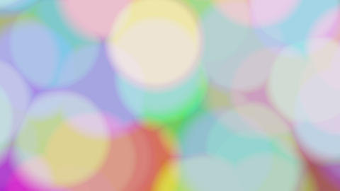 colorful bubble Stock Video Footage