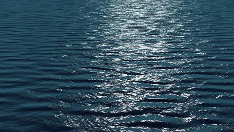 sea 海面 Animation