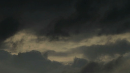 War Torn Sky 29,97fps stock footage
