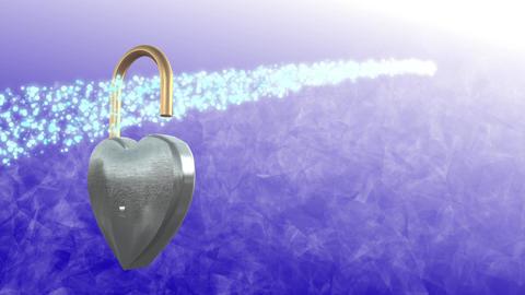 Heart lock 3 Animation