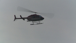 HD2008-8-10-3 helicopter to reveal NYC skyline Stock Video Footage