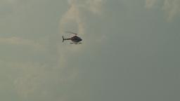 HD2008-8-10-7 jet ranger heli Footage