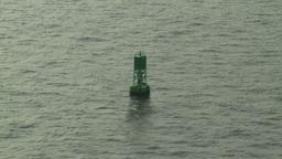 HD2008-8-10-9 channel marker buoy Footage
