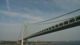 HD2008-8-10-25 under the italain bridge Stock Video Footage