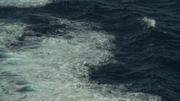 HD2008-8-10-45 ships wake Stock Video Footage