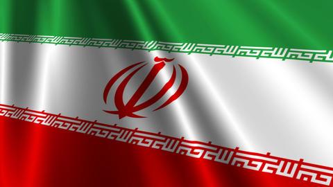 IranFlagLoop03 Animation