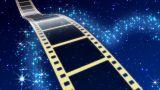 Film Strip A08c stock footage
