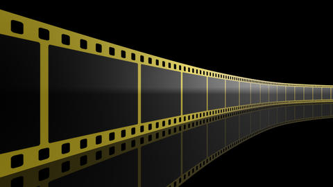 Film Strip D01m Animation