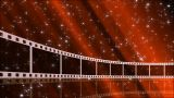 Film Strip D02a stock footage