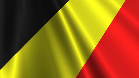 BelgiumFlagLoop03 Animation