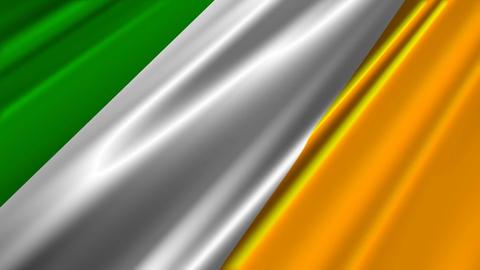 IrelandFlagLoop02 Animation