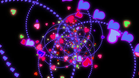 HEART ring Stock Video Footage