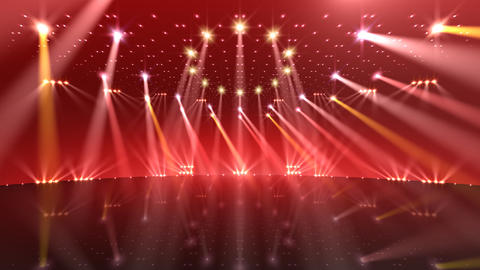 Stage Lighting 2 BfC3 CG動画