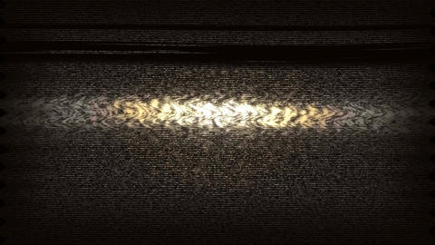 TV Static Noise Jumpy HD Stock Video Footage