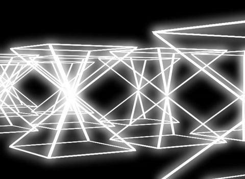 Piramids Loop Animation