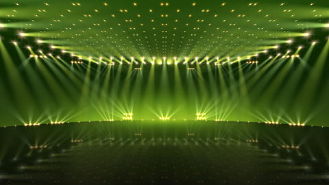 Stage Lighting 2 AfC2 CG動画