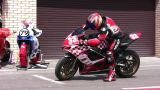 Sport Bike stock footage