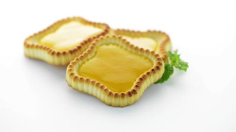 Lime jam tartlets Footage