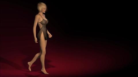 Catwalk Animation