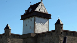 old fortress zoom in Footage