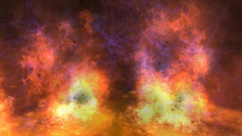 Inferno Animation