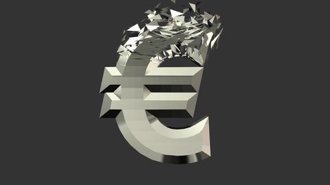 Euro stock footage