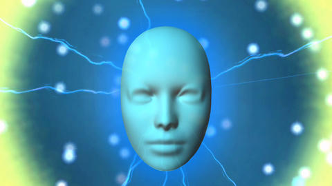 Mystic digital Mask Animation