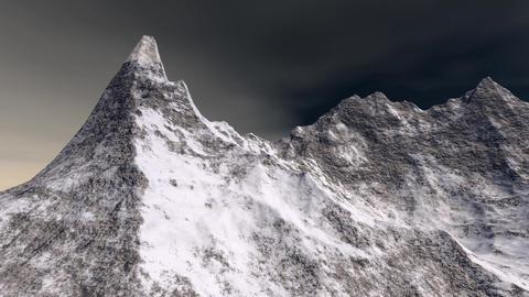 Mountain Flight Animation Animation
