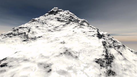Mountain Flight Animation Animation
