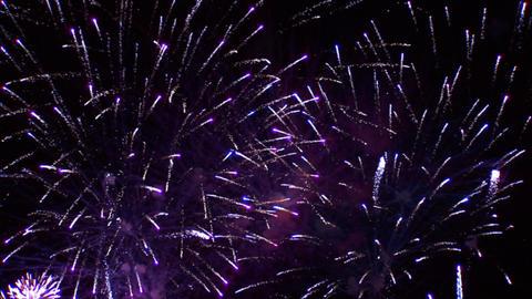 firework Stock Video Footage