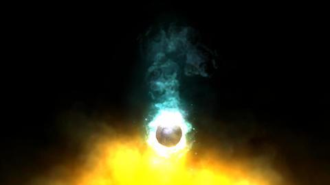 Magic Ball Animation Animation