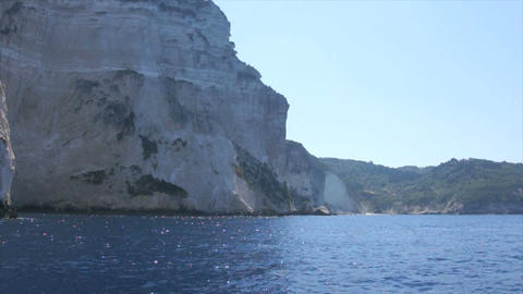 greece limestone Stock Video Footage