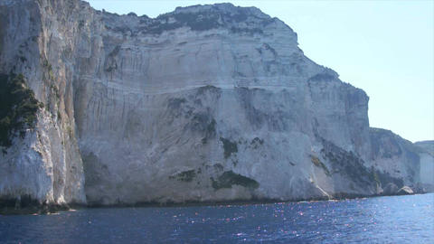 greece limestone Footage