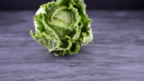 Savoy cabbage Footage