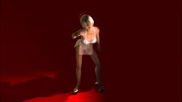 Dancing Woman Animation Animation